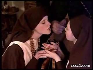 Nuns LOVE Cum!
