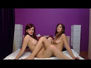2 hot Teen Twin Sisters Fuck Eachother on the free webcam
