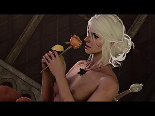 The Witcher: A Romantic Music Video