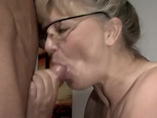 Mature german teacher 2