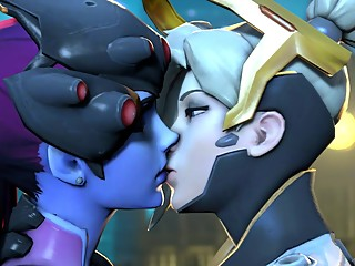 LESBIAN SFM COLLECTION 3