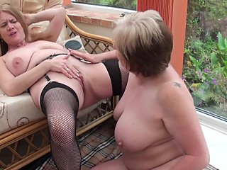 Filthy Slut Lilly May Pissing On Trishas Tits