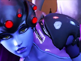 Widowmaker Porn Compilation