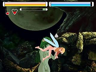 Fairy War Sex Scenes