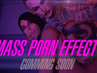 MASS PORN EFFECT Trailer Sfm