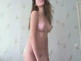 sweet shy girl undressing and teasing on cam for me