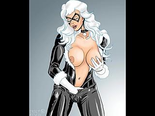 spideys horny women