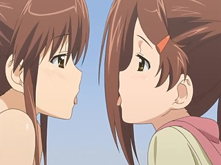 Twins practice for younger brother - Kiss x Sis OVA 4