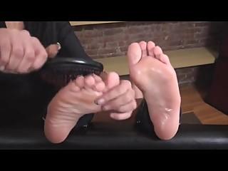 jordan soles tickled