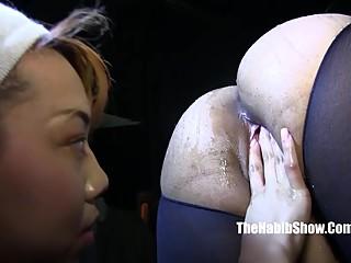 asian kimberly chi fuckfest phat booty yella synamon