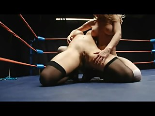Pussy use Wrestling