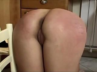 Nice Lesbians Spanking