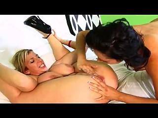 wrestling lesbian