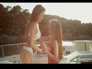 Eva And Jana Lesbians
