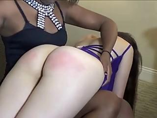 Stop spanking me!