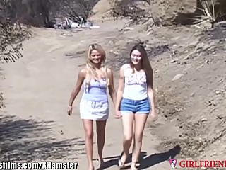 GirlfriendsFilms Lesbian Seduces Straight Girl