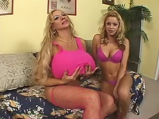 MILF and Teen Lesbians Echo Valley and Holly Morgan