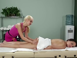 Shy Girl's Massage...F70