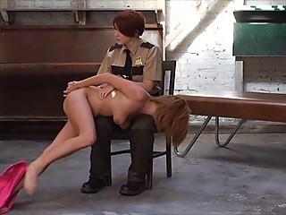Lesbian cop busts hooker