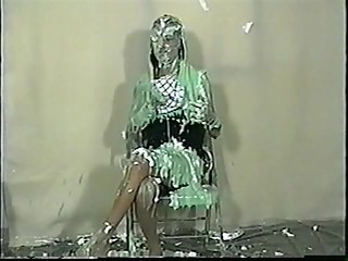 Lauren slimed and pied