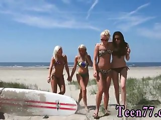 Huge black dildo in ass lesbians The greatest surfer chicks