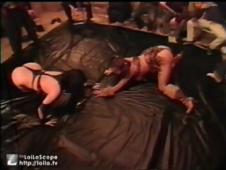 catfight wrestling
