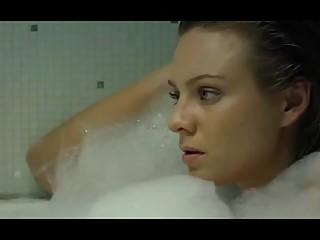 Izabela Kuna worship Magdalena Boczarska foot in The Perfect Guy for My Gir