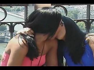 lesbian brazil 2 deep kissing in europe